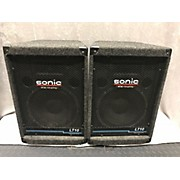 Sonic LT10 (Pair) Unpowered Speaker