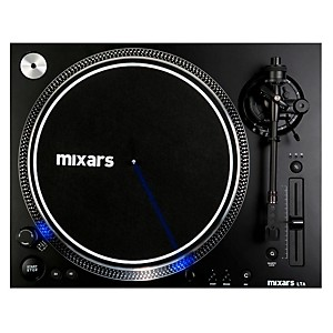 Mixars LTA Direct Drive High Torque Turntable by Mixars