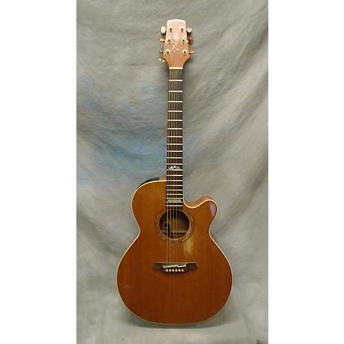 Takamine LTD 1992 Acoustic Electric Guitar Natural