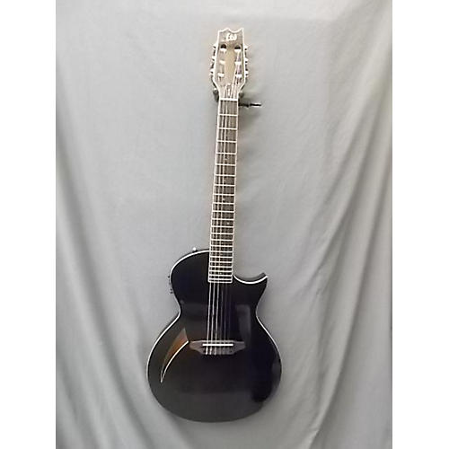 used esp ltd arc6 nylon classical acoustic electric guitar guitar center. Black Bedroom Furniture Sets. Home Design Ideas