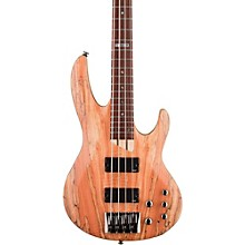 ESP LTD B-204SM Electric Bass Guitar Level 1 Satin Natural