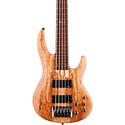LTD B-205SM 5-string Electric Bass Guitar Satin Natural