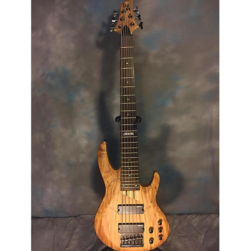 ESP LTD B206SM 6 String Electric Bass Guitar-thumbnail