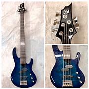 ESP LTD B55FM Electric Bass Guitar