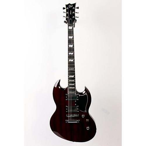 ESP LTD Deluxe Viper 1000 Electric Guitar Black Cherry 888365174402