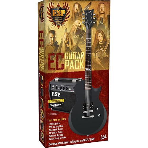 ESP LTD EC Electric Guitar Value Package-thumbnail