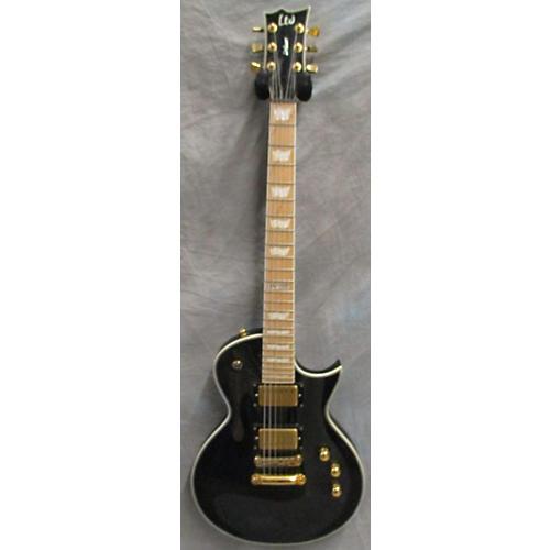 ESP LTD EC1000 Deluxe Solid Body Electric Guitar-thumbnail