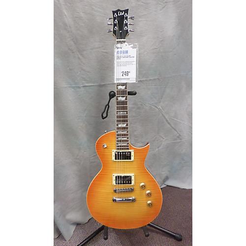 ESP LTD EC256FM Solid Body Electric Guitar-thumbnail