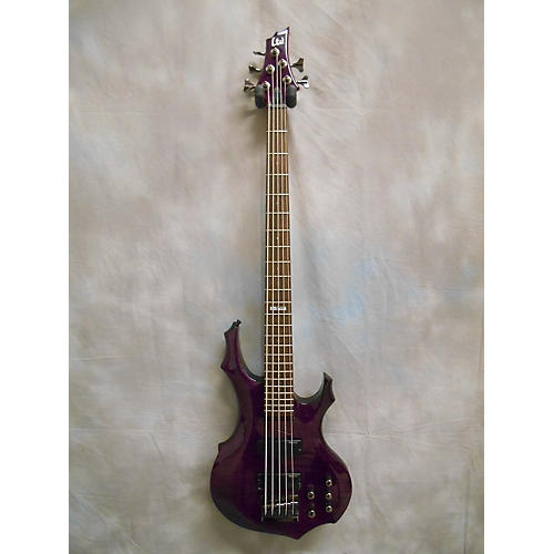 ESP LTD F155DX 5 String Electric Bass Guitar