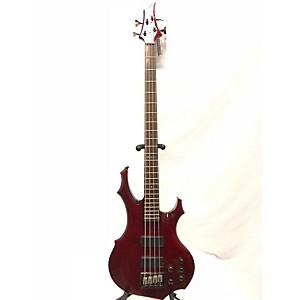 Pre-owned ESP LTD F414FM Electric Bass Guitar by ESP