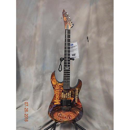 ESP LTD Famous Monsters Solid Body Electric Guitar