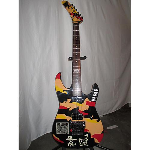 ESP LTD GL200K George Lynch Kamikaze Electric Guitar-thumbnail
