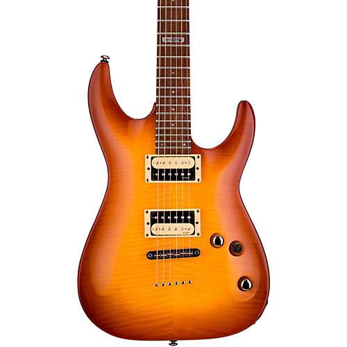 ESP LTD H-101 Flame Maple Electric Guitar