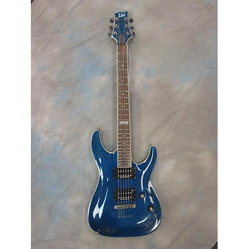 ESP LTD H-401FM Solid Body Electric Guitar