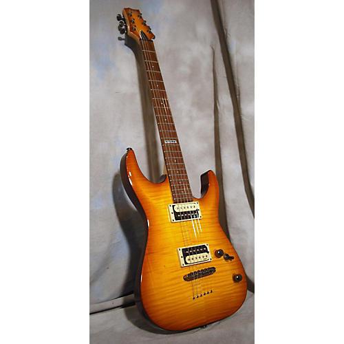 ESP LTD H101FM Solid Body Electric Guitar-thumbnail