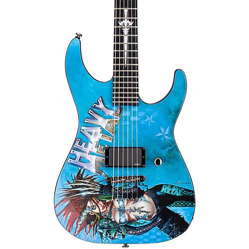 ESP LTD Heavy Metal 1 Electric Guitar