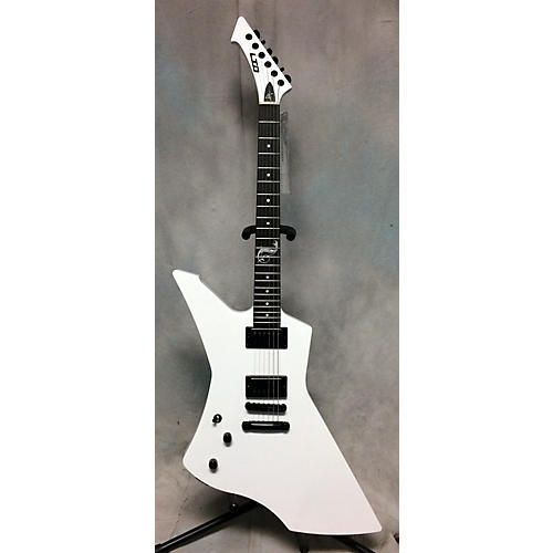 ESP LTD James Hetfield Snakebyte LH Left Handed Electric Guitar-thumbnail