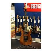 ESP LTD M1000 Deluxe Koa Solid Body Electric Guitar