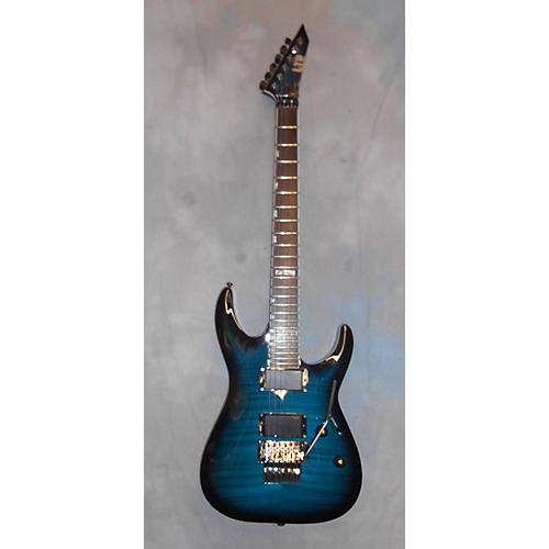 ESP LTD MH-330 FMFR Solid Body Electric Guitar-thumbnail