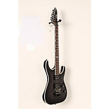 LTD MH-401FM Electric Guitar Level 2 See-Thru Black Sunburst 888365959238