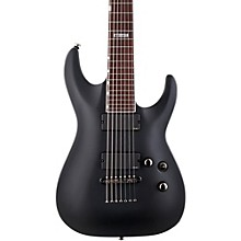 ESP LTD MH-417 7-String Electric Guitar Satin Black
