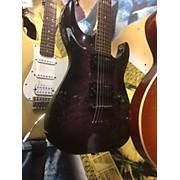 LTD MH100QMNT Solid Body Electric Guitar