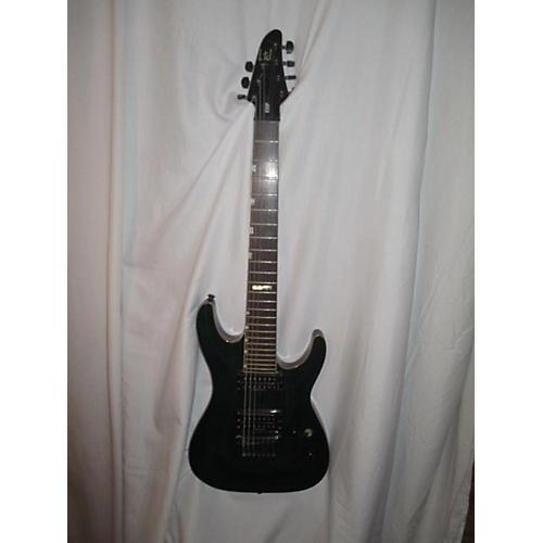 ESP LTD MH207 7 String Solid Body Electric Guitar