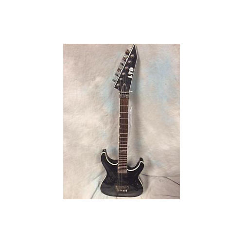ESP LTD MH350FR Solid Body Electric Guitar