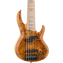 ESP LTD RB-1006 6 String Electric Bass Guitar Level 1 Honey Natural