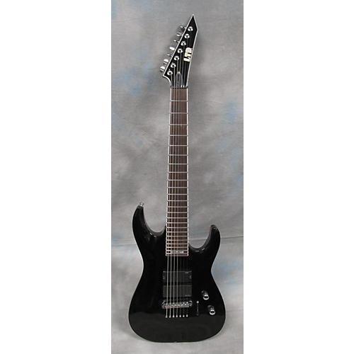 used esp ltd sc207 stephen carpenter signature 7 string electric guitar blk guitar center. Black Bedroom Furniture Sets. Home Design Ideas