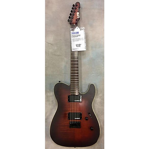 ESP LTD TE406 Solid Body Electric Guitar