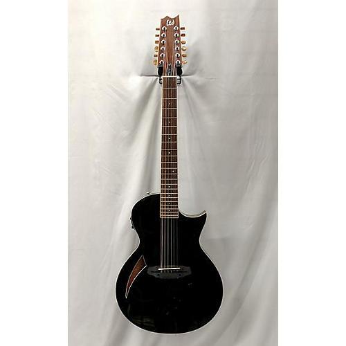 ESP LTD TL-12 12 String Acoustic Electric Guitar-thumbnail