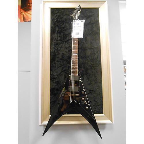 ESP LTD V300 Solid Body Electric Guitar Black