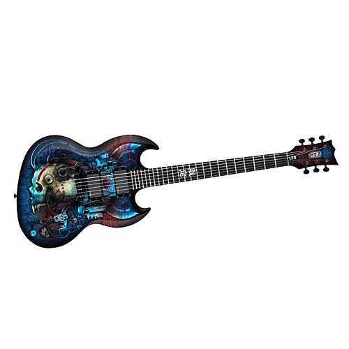 ESP LTD VIPER Vampire Bio Tech Electric Guitar Graphic