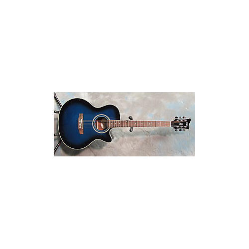 ESP LTD XAC5E Blue Sunburst