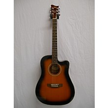 ESP LTD XDC5E Acoustic Electric Guitar