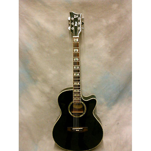 used esp ltd xtone ac10e acoustic electric guitar guitar center. Black Bedroom Furniture Sets. Home Design Ideas