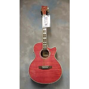 Pre-owned ESP LTD Xtone AC20E Acoustic Electric Guitar by ESP