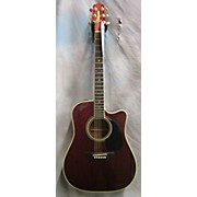 Takamine LTD90 Acoustic Electric Guitar