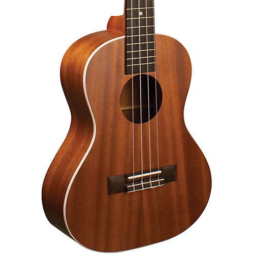 Lanikai LU22TS All Mahogany Tenor Ukulele with Slotted Headstock (Limited Edition)