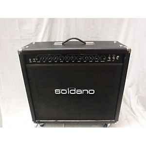 Pre-owned Soldano LUCKY 13 Tube Guitar Combo Amp by Soldano