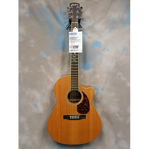 Larrivee LV-03 Acoustic Electric Guitar Natural