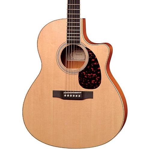 Larrivee LV-03E Mahogany Standard Series Cutaway Acoustic-Electric Guitar Natural Mahogany