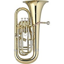 Levante LV-BH5411 Professional Bb Baritone Horn with 4 Monel Pistons - Gold Trim Kit
