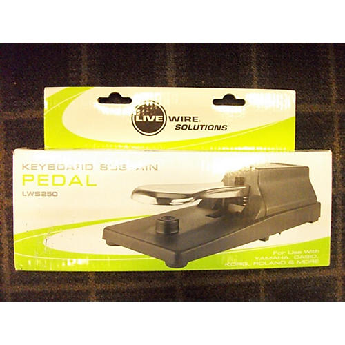 Livewire LWS250 Universal Sustain Pedal-thumbnail