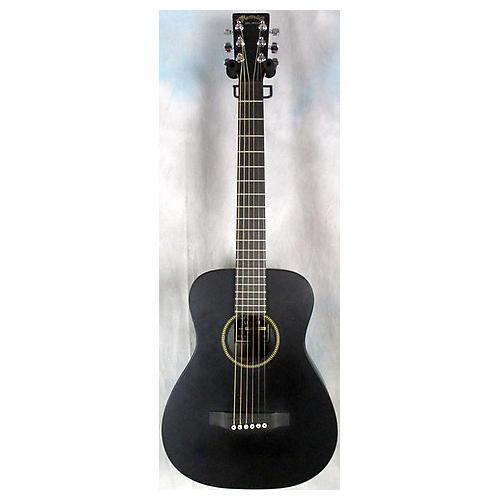 Martin LX Black Acoustic Guitar-thumbnail
