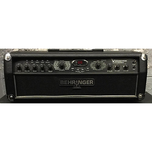 Behringer LX1200H Solid State Guitar Amp Head-thumbnail