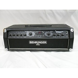 Pre-owned Behringer LX1200H Solid State Guitar Amp Head