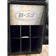 B-52 LX18V3 18in Folded Horn 1000W Unpowered Subwoofer