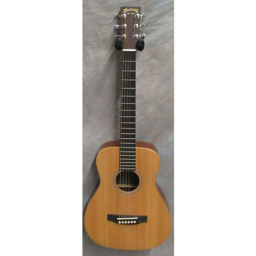 Martin LX1E Acoustic Electric Guitar-thumbnail